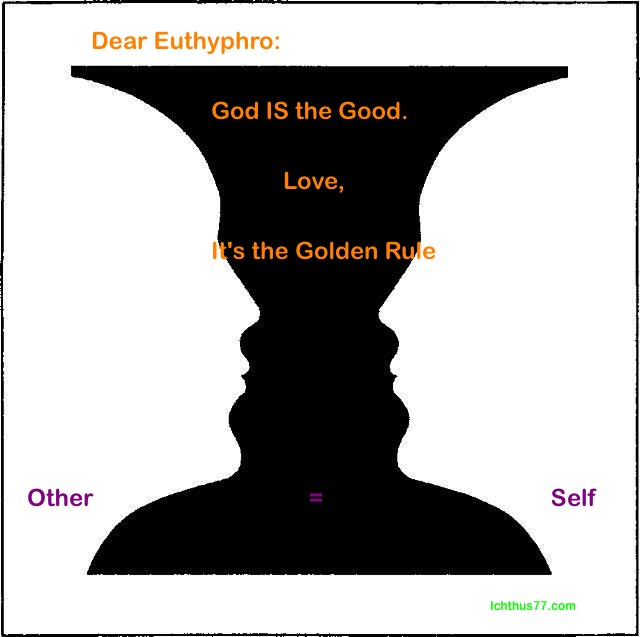 euthyphro's divine moral dilemma The euthyphro dilemma suggests that either way the following question is  answered  therefore divine command is unnecessary as the basis for ethics  the.